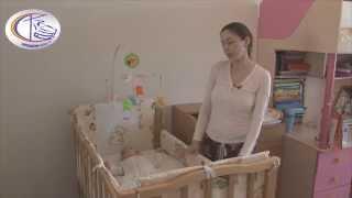 Детские матрасы для новорожденных. ТМ КРОШКИН ДОМ