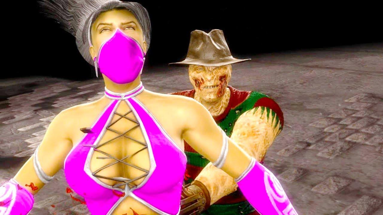 Mortal Kombat 9 - All ...