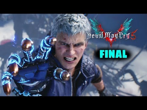 DEVIL MAY CRY 5 - FINAL Gameplay en Español + Final Secreto - PS4 PRO [1080p 60fps] thumbnail