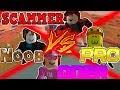 Noob vs Online Daters Vs Scammers vs Pro [Roblox Jailbreak Edition]