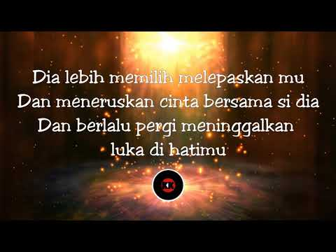 Lupakan Dia Cintai Aku   FIRZO Lyrics video HD