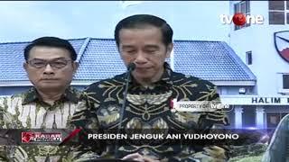 Presiden Jenguk Ibu Ani Yudhoyono