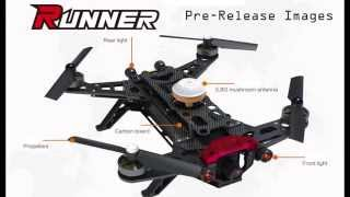 dronecyclone drone spy report on the new walkera runner 250 racing drone