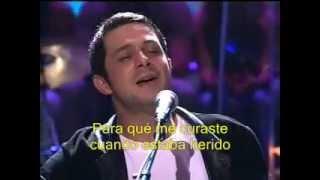 Alejandro Sanz - Corazón Partío (Subtitulado)