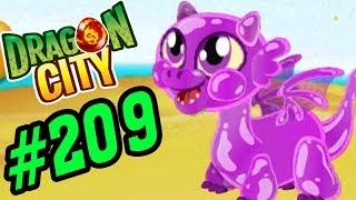 Dragon City Game Mobile - Rồng Thạch Đổi Mầu - Game Nông Trại Rồng #209