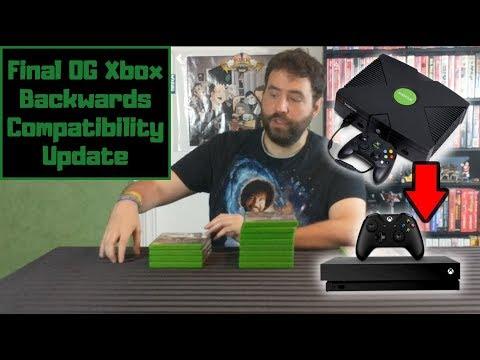 OG XBox Backwards Compatibility Final Update - Adam Koralik