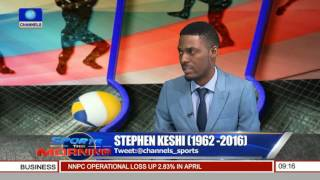 Stephen Keshi: Troost-Ekong Pays Tribute To Late Coach