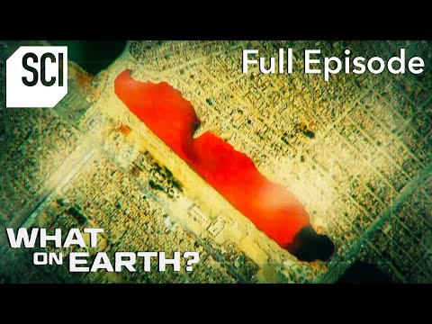 The Red Lake in Iraq | What On Earth? (Full Episode)