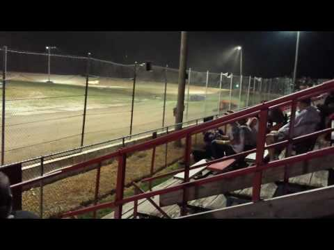 Late model feature @ I -96 speedway 8 / 26 / 16