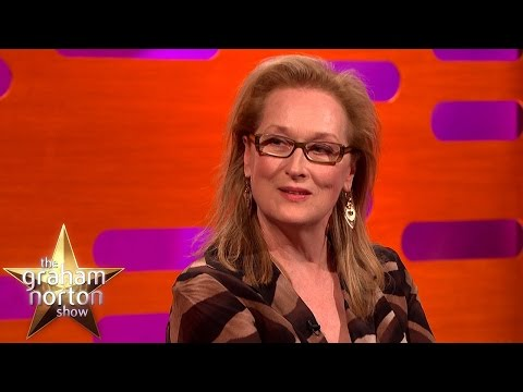Meryl Streep Opens Up About Younger Self  The Graham Norton