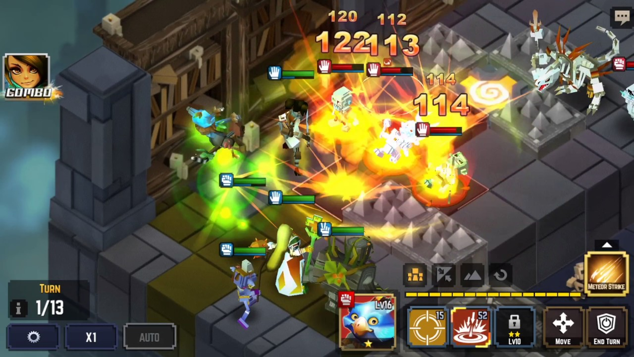 Legacy Quest: Rise of Heroes Google Play Video
