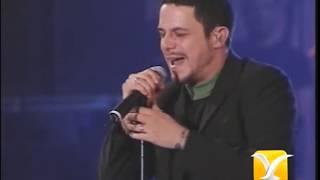 Alejandro Sanz, Aquello que me diste, Festival de Viña 2001