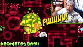 THE RAGE IS BACK!! [GEOMETRY DASH 2.0]