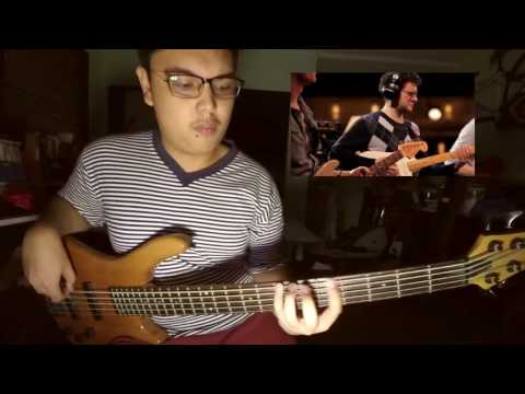 Snarky Puppy (feat. Lalah Hathaway) - Something (Bass Cover)