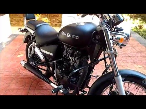 Royal enfield belt drive malayalam