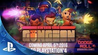enter the Gungeon - Gamplay Trailer