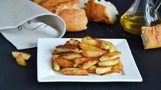 ЛЮБОВЬ ПРОВЕРЕННАЯ ВРЕМЕНЕМ 😍 Жареная картошка с золотистой корочкой