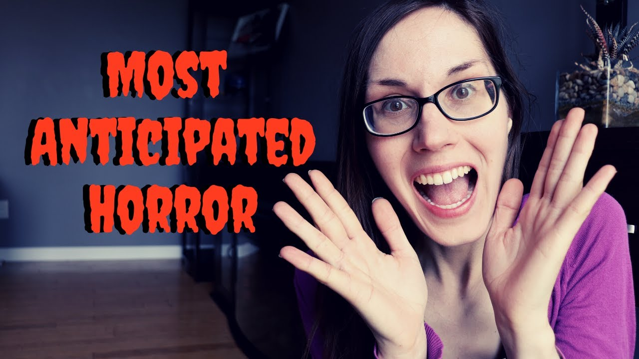 Most Anticipated Horror Books for 2020 #mostanticipated #horrorbooks