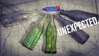 REAL RIVER TREASURE | VALUABLE ANTIQUE BOTTLES | AMERICAN HISTORY SAVED