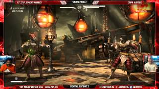 The Break #315   MKX G1   RM EMP Jiggery Pokery VS EMPR Jupiter