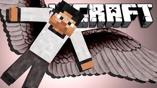 ЛЕТИМ КАК В КРЕАТИВЕ - Minecraft (Мини-Мод)