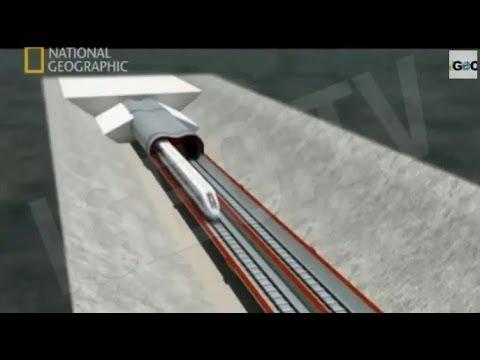 Túnel Marmaray: Uniendo continentes / Marmaray Tunnel: Joining continents [IGEO.TV]