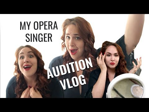 Audition Vlog | Doing an Opera Young Artist Program Audition