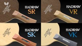 Butterfly Presents the New Hadraw Blade Series