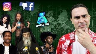 Μητροπολίτης Μόρφου, Facebook & Άλλα! (Το Σόου Χωρίς Όνομα #8)