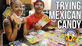TRYING MEXICAN CANDY - Runik & Hali
