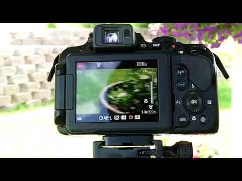 Focus Change During Video Recording - Coolpix P610