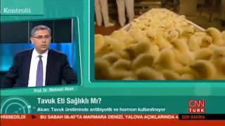 Prof. Dr. Mehmet Akan - CNN Türk / Sağlık Kontrolü 25.06.2016