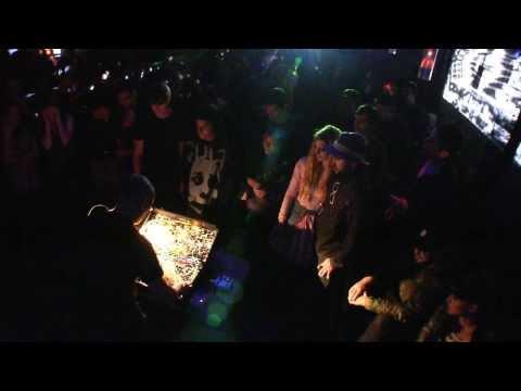 Richard Devine live in LA, 22 Nov 2013 (highlights)