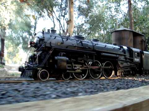 Model Train Scenery Layout -Hudson New York Central G Scale