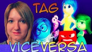 VICE VERSA / INSIDE OUT BOOK TAG