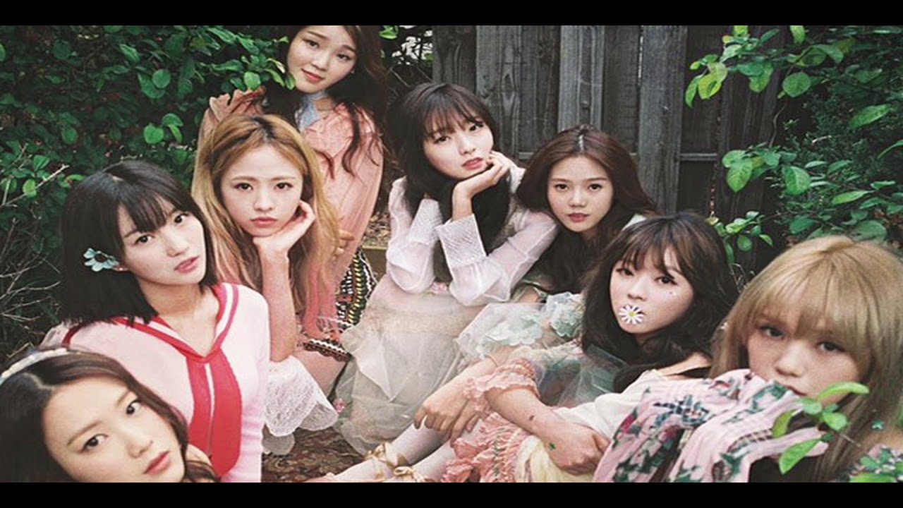 Oh My Girl – Windy Day Japanese Ver