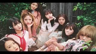 180828 oh my girl windy day(japanese ver.)