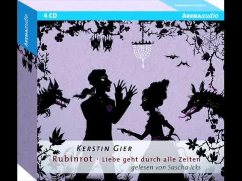 Rubinrot YouTube Hörbuch Trailer auf Deutsch