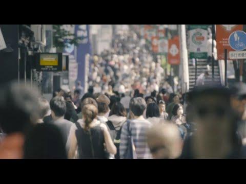 .在東京街頭展現 4K 的強大之處