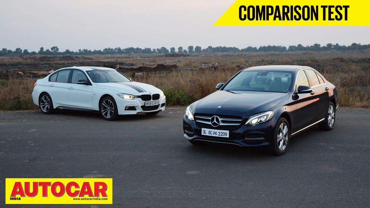 MercedesBenz C 220 CDI VS BMW 320d  Comparison Test  Autocar