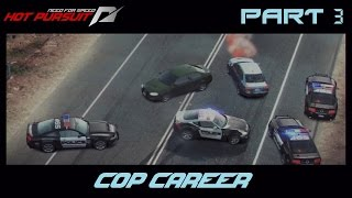 Need for Speed Hot Pursuit (PS3) - Cop Career [Part 3]