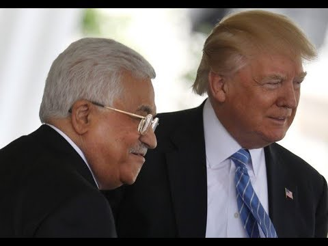 Report Claims Trump Pulling Out Of Middle East Peace Process