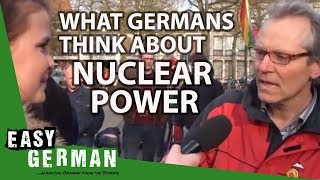 What Germans think about nuclear power | Easy German 19