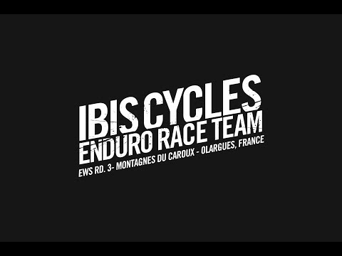 2018 EWS Round 3 - Ibis Cycles Enduro Race Team