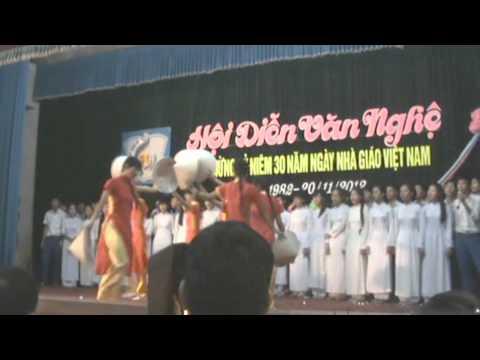 Nhảy dance hay ở trường THPT đông hà