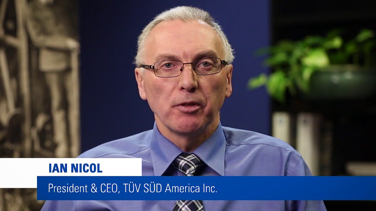 TÜV SÜD America - CEO Message for 150th anniversary (2/2)