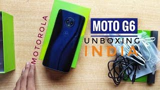 Moto G6 Unboxing and Overview | Unboxing