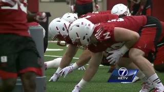 4 Downs: Sean Callahan comments on the Huskers