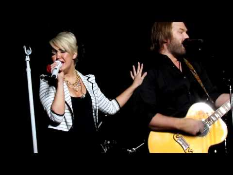 Meghan Linsey and James Otto- Just Got Start_d Lovin' You