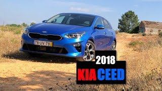 homepage tile video photo for 2018 Kia Ceed Hatchback Review - Inside Lane